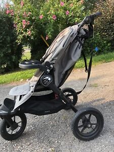 2018 Baby Jogger City Elite includes tray $400