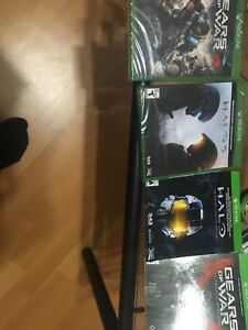 Collection complete gears of war xbox one