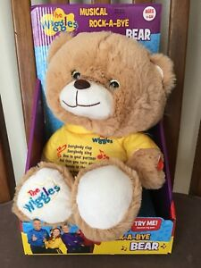 The Wiggles Musical Rock a Bye Bear