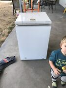 Fisher and paykel Chest freezer  Snake Valley Pyrenees Area Preview