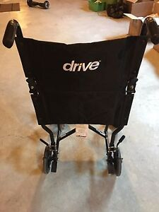 Drive medical aluminum transport chair  Kitchener / Waterloo Kitchener Area image 6