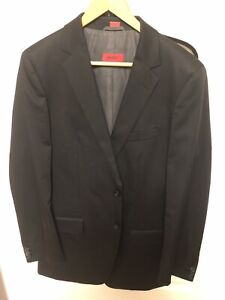 HUGO BOSS SUIT- COMFORTABLE AND DOESN'T CREASE