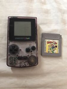 Game boy color with game East Brisbane Brisbane South East Preview
