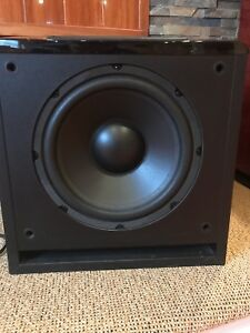 Velodyne DPS10 Powered Subwoofer