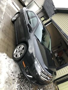 2012 Ford Fusion sports AWD fully loaded