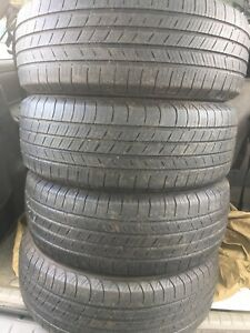 4-215/60R16 Michelin Defender all season