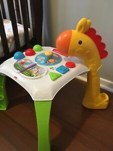 Fisher Price playset English/French