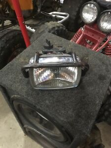 Polaris Trailboss headlight