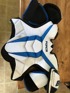 Brand new Bauer youth chest protector