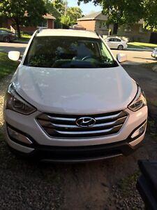 Hyundai Santa fee 2015 sport AWD