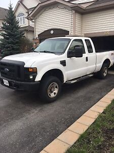 2008 Ford F-250 superduty 4x4