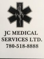 EMT/PCP with MTC available to work
