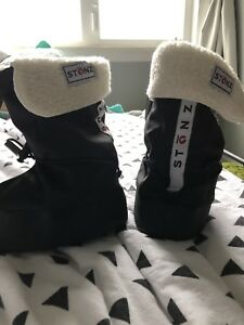 Stonz boots and liners