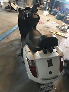 Electric Scooter - in parts