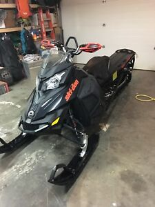 2015 Skidoo 800X Boondocker Turbo