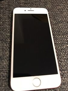iPhone 7 128gb Unlocked Red Limited Edition For Sale