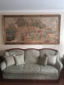 Antique Tapestry