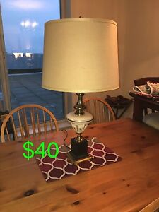 3 Lamps for Sale
