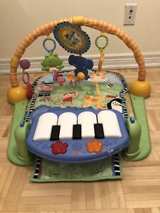 ** Fisher Price Musical Activity Gym**