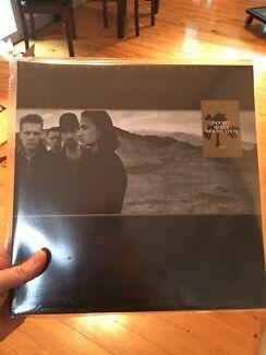 U2 - The Joshua Tree - Double Heavy Weight Vinyl