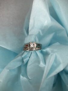 Solitaire Diamond with Band