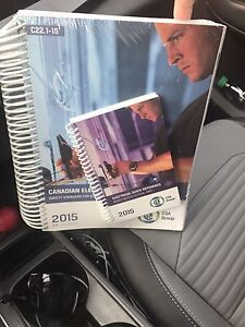ELECTRICAL CODE BOOK 2015 Brand New