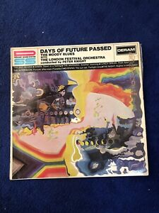The Moody Blues Days of Future Passed Vinyl Record LP Redcliffe Redcliffe Area Preview