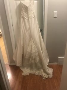 Jasmine Houte Couture strapless gown