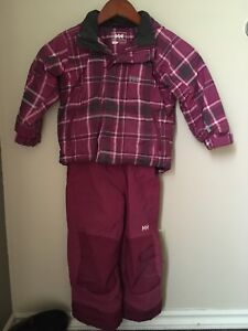 Helly Hansen Snow Pants and Jacket