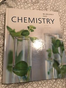 Chemistry 6th Ed.  Mcmurry and Fay
