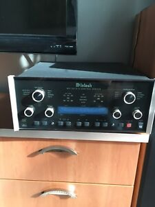 McIntosh MX132 A/V Control Center/ Pre Amp & Paradigm Speakers