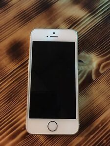Gold IPhone 5s 16GB with Bell