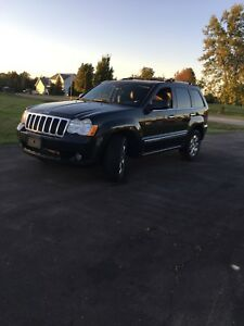 Jeep Grande Cherokee 2010 limited