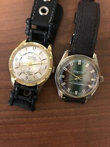 14 vintage mechanical watches