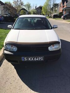 Golf Volkswagen 2003