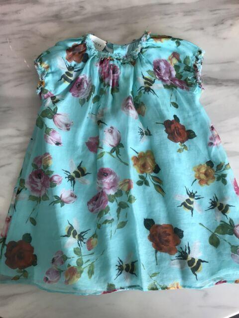 c0d131516af GUCCI girls silk dress size 2y   Baby Clothing   Gumtree Australia ...