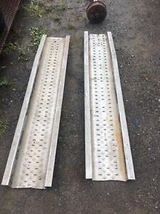 Rampe de 4roue aluminium