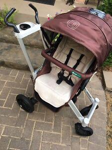 Orbit stroller