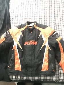 Manteau KTM Adventure.