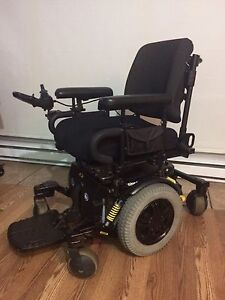 Power/electric wheelchair