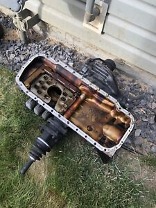 Nissan r34 gtr/ stagea oil pan and front diff