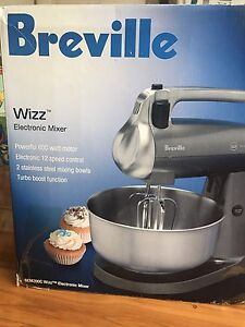 Breville electronic mixer like Kitchen Aid Beecroft Hornsby Area Preview