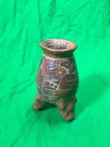 Inca vase from Peru