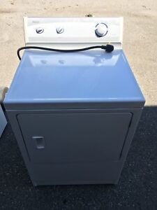 Washer and dryer good condition electric