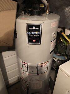Hotwater tank / boiler) 60 gal