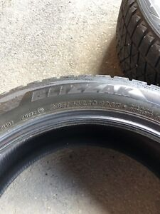 Blizzak Winter Tires 235/55 R 20