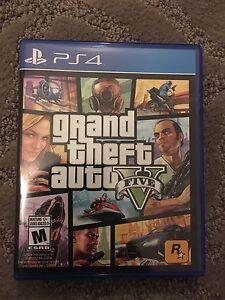 GTA V- PS4
