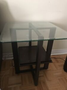 COFFEE AND SIDE TABLES (3 PIECE FAMILY ROOM SET)