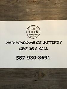 Window & Gutter Cleaning