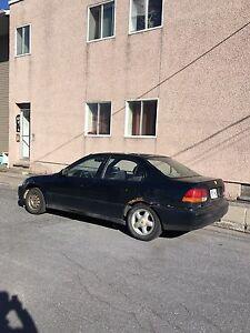 Honda civic manuelle 1999